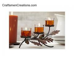 Falling Leaves Centerpiece
